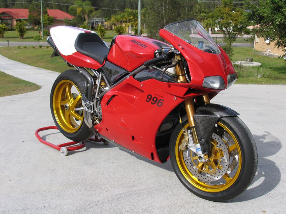 Ducati 996 sidestand
