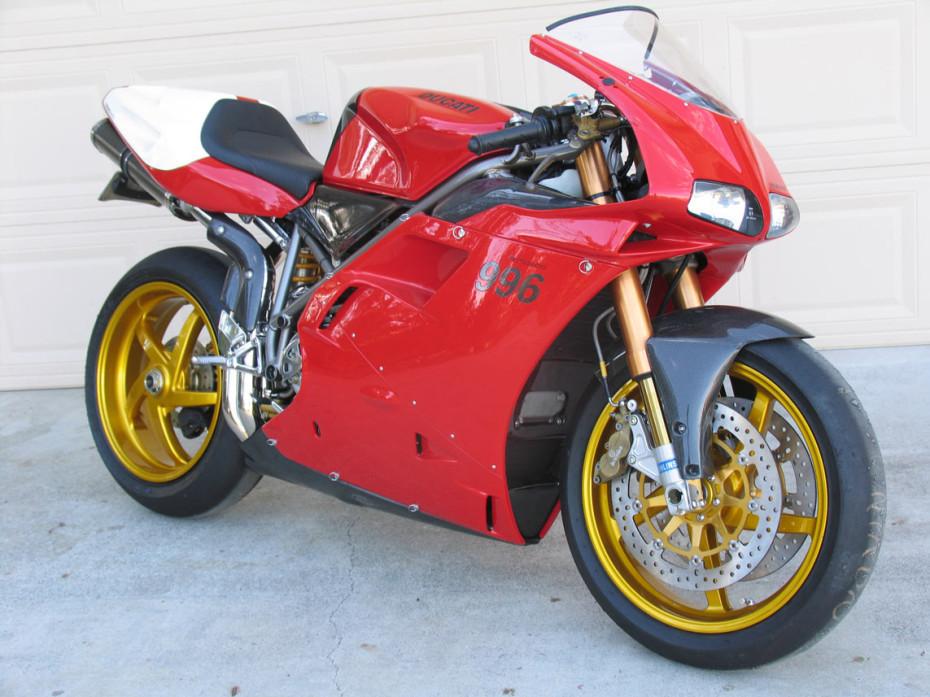 Ducati 916 custom