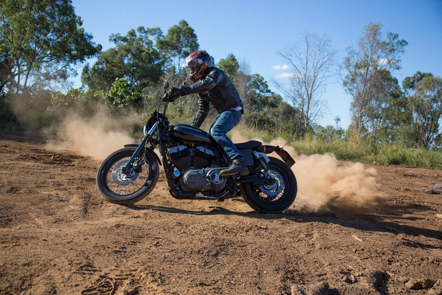 Harley Davidson off road