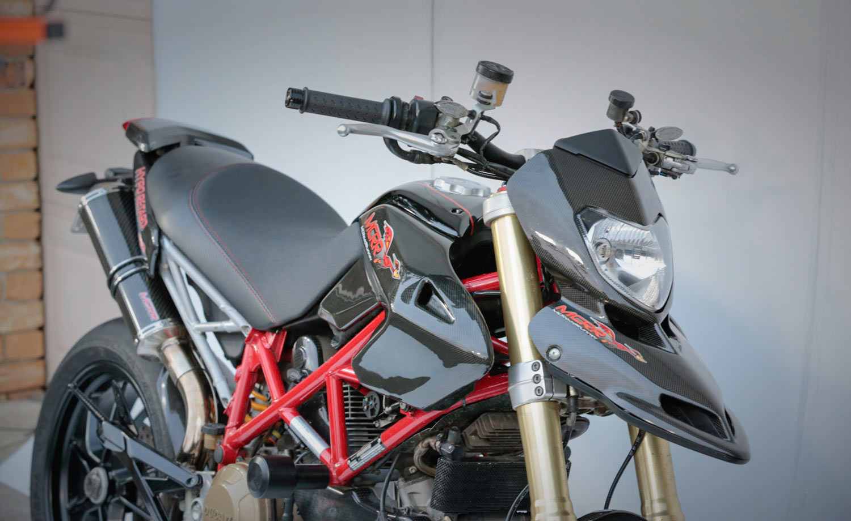 ducati hypermotard carbon special