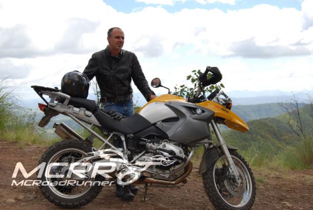 bmw r1200 stuntman rider custom