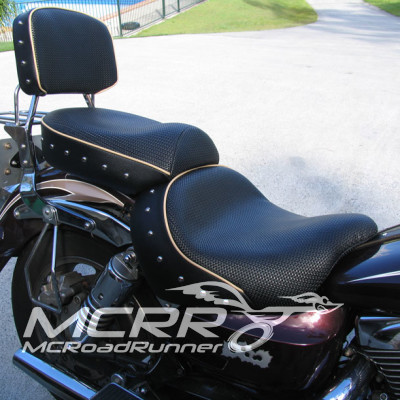 kawasaki vulcan unique custom seat