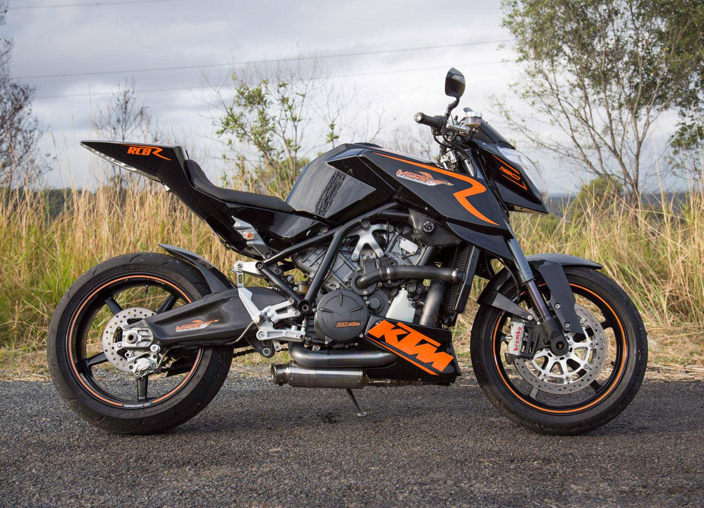 Buell Motorcycles For Sale >> KTM RC8R 1190 Naked - MC RoadRunner | MC RoadRunner